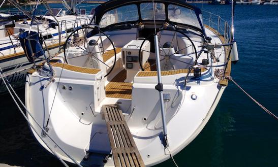 Charter 44' Bavaria Cruising Monohull In Zadar, Croatia