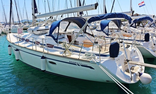 8 People Bavaria 46 C Sailing Yacht Charter In Zadar, Croatia