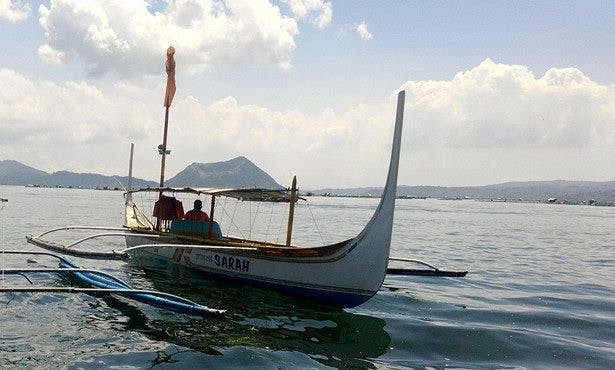 """Charter our Traditional Boat """"Sarah"""" in Manila, Philippines"""