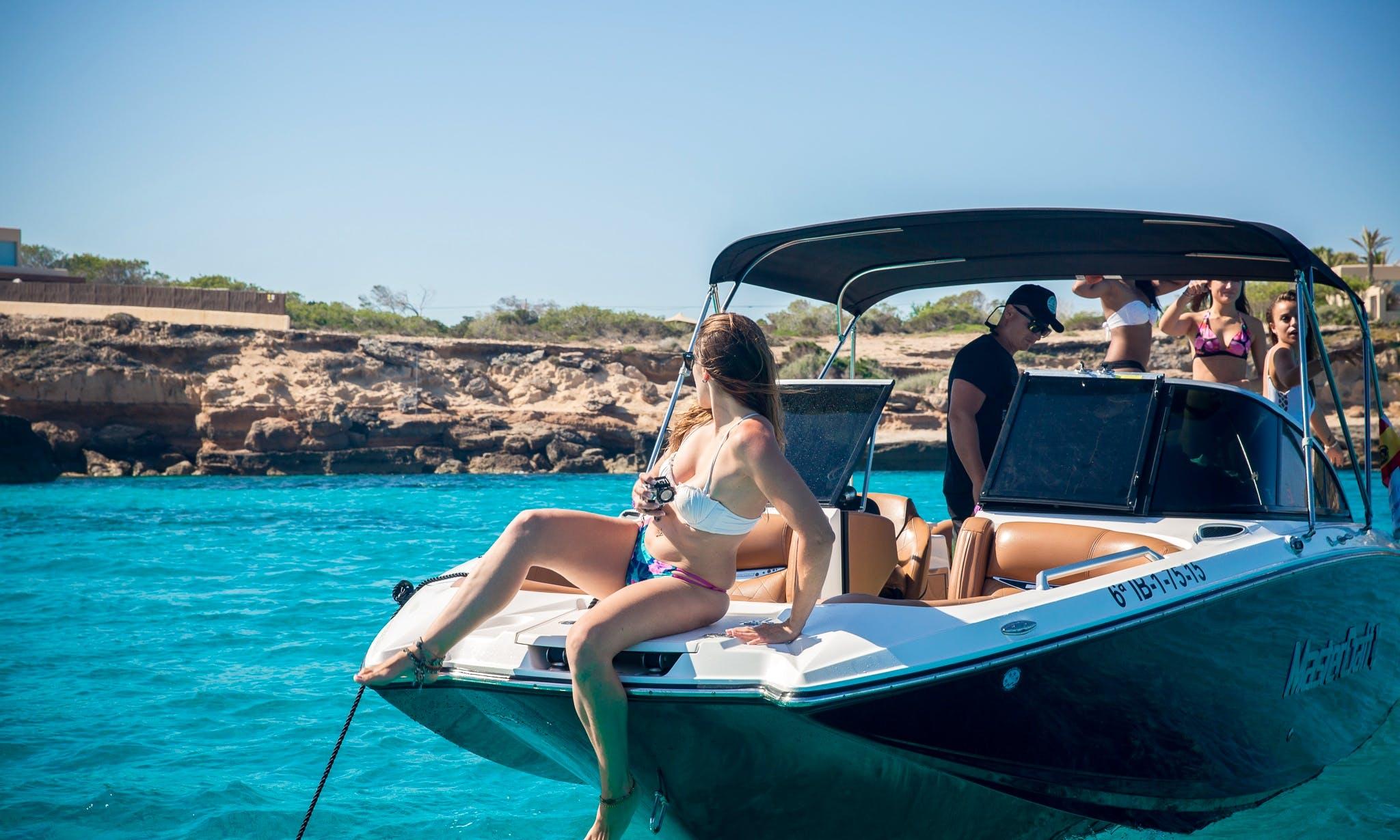 Formentera Paradise Cruise - 6 Hours