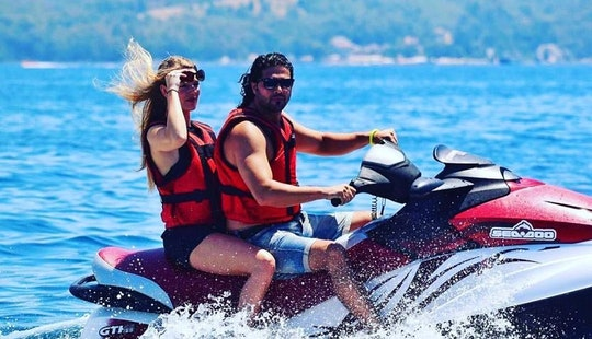 €30 Eur Per 15 Minutes Rent A Jet Ski In Muğla, Turkey