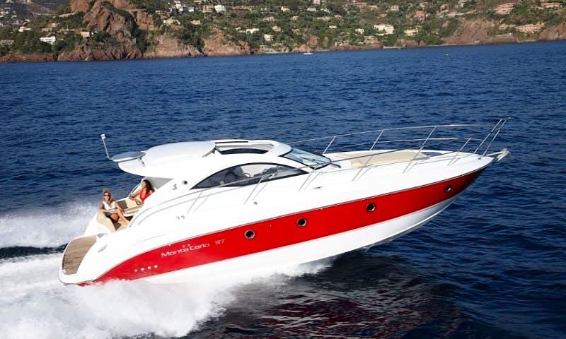 Enjoy Private Tour On 40' Motor Yacht In Espigó de Llevant, Spain