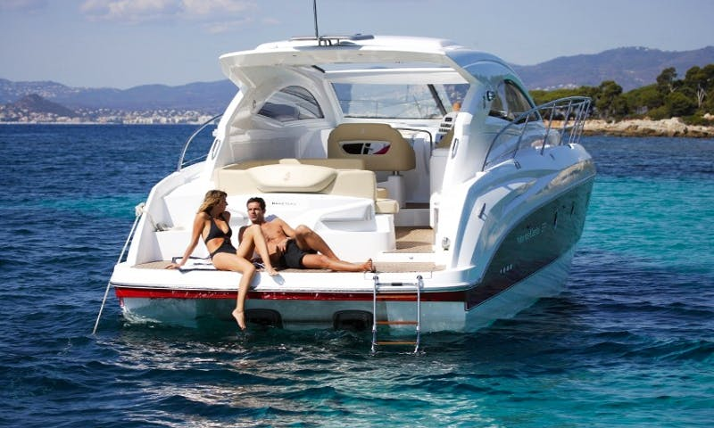 Charter 40ft Motor Yacht In Cambrils, Spain