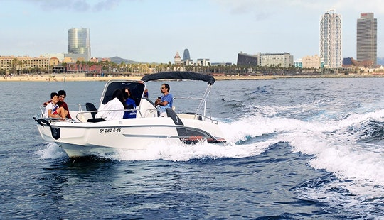 Beneteau Motor Yacht Rental In Cambrils, Spain