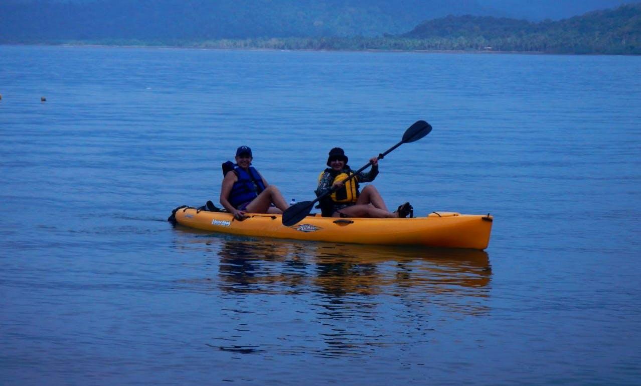 Rent a Kayak in Bahía solano