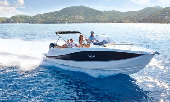 Quicksilver 755 Activ Rent With Licence Or Our Captain.port Alcudia