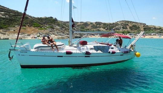 Charter Beneteau 393 Clipper – Alkyoni Cruising Monohull In Neos Marmaras, Greece