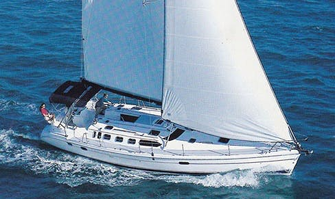 Charter 46' Cruising Monohull in Nea Michaniona, Greece