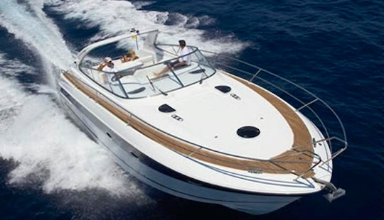 Bavaria 37 Sport Rent With Licence Or Our Captain.port Alcudia
