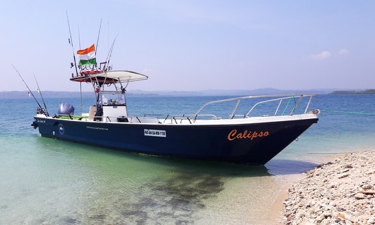 Premium Sports Fishing Charter Based In The Andaman Islands Of India.