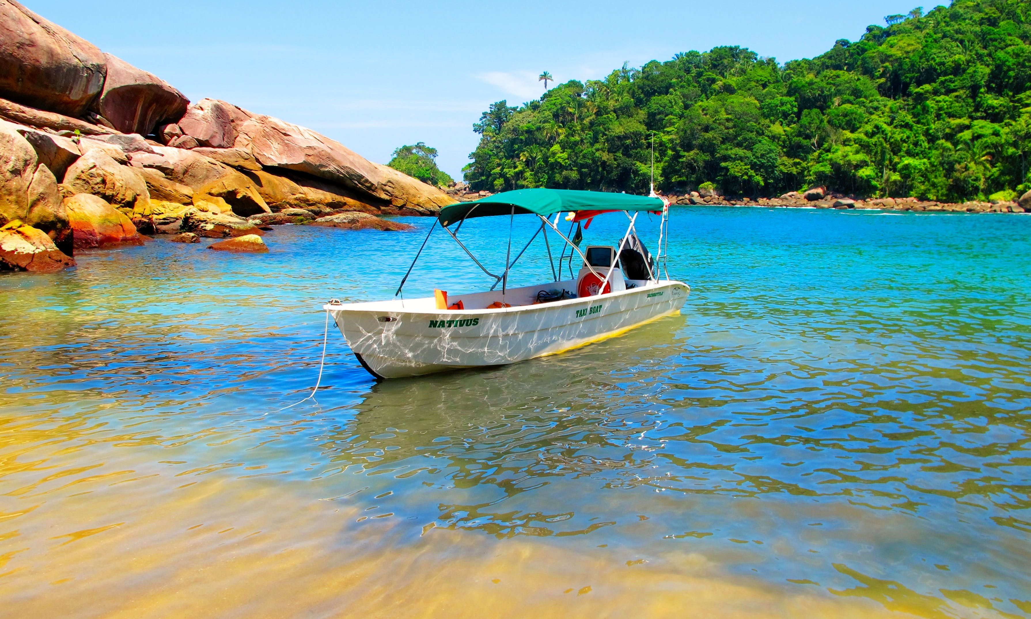 Speed Boat available for rent in Rio de Janeiro, Brazil