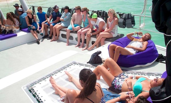 From Puntacana Catamaran Up To 50 Pax