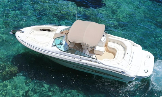 29' Sea Ray 280 Br Deck Boat Rental In Santa Eulària Des Riu, Spain
