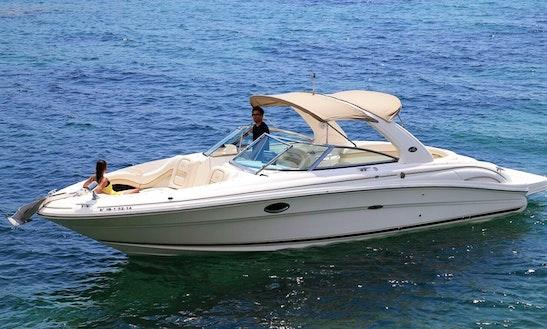 Charter 32bowrider Rental In Santa Eulària Des Riu