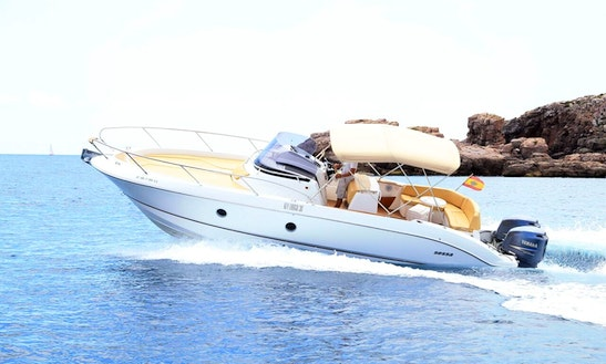 Charter 30' Sessa Key Largo Bowrider Rental In Ibiza, Spain