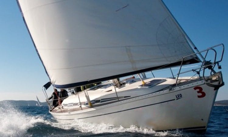 "Charter a 44ft ""Leo"" Elan Cruising Monohull in Vodice, Croatia"