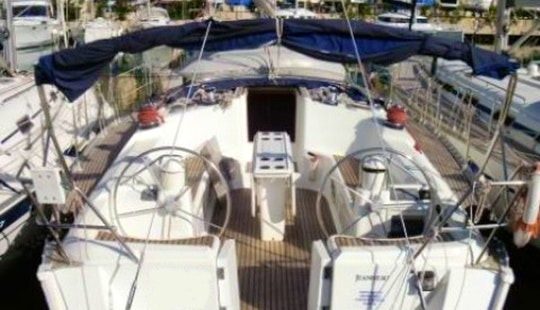 Sun Odyssey 45.2 Cruising Monohull
