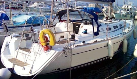 Charter Dufour 44 Cm Sailboat In Šibenik