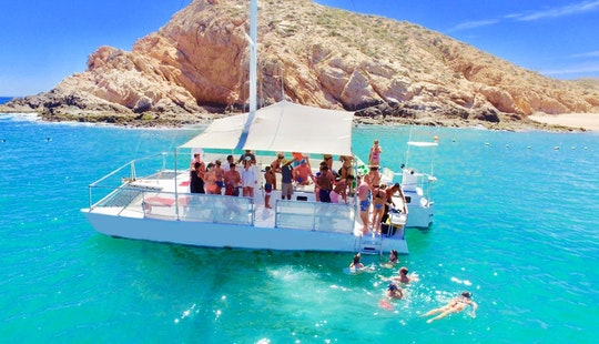 Bachelorette Boat Party In Cabo San Lucas💃🏼🎉🎶⚓️🍾⛵️🍾