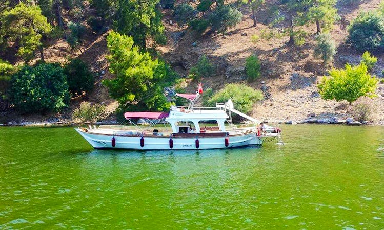 Rent a Custom Boat and Discover the Turquoise Coast!
