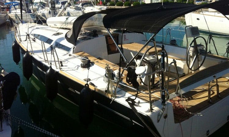 Charter Elan 450 Sailing Yacht In Sukosan
