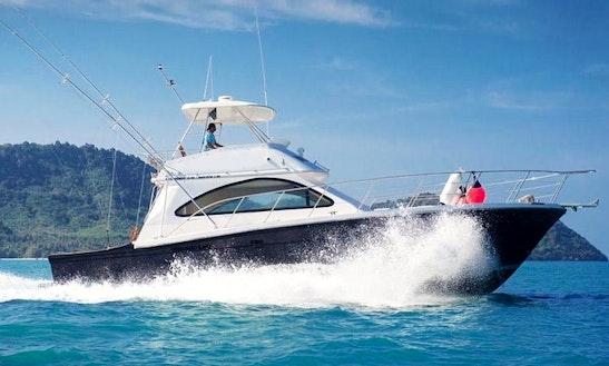 Riviera 45 Motor Yacht Charter In Tambon Mai Khao