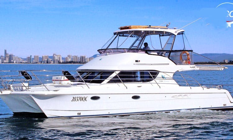 """Life's Good"" Gold Coast Cruises with Captain Mark"