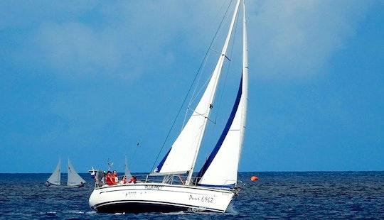 Charter 36' Bavaria Cruiser - Pure Cruising Monohull In Kralendijk, Caribbean Netherlands