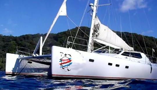 Charter A Cruising Catamaran In Guanacaste Province, Costa Rica