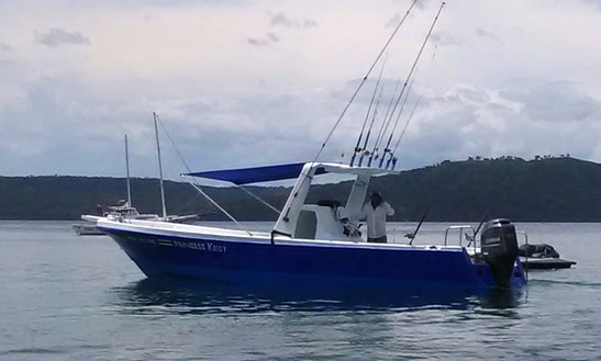 Cool Fishing Trip In Guanacaste Province, Costa Rica For 10 People