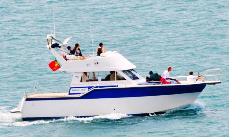 Sportfishing Yacht Charter for 10 Person in Lisboa, Portugal