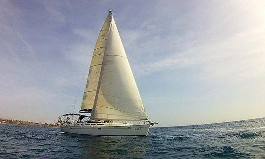 Charter 43' Jeanneau Sun Odyssey Cruising Monohull In Las Palmas De, Gran Canaria