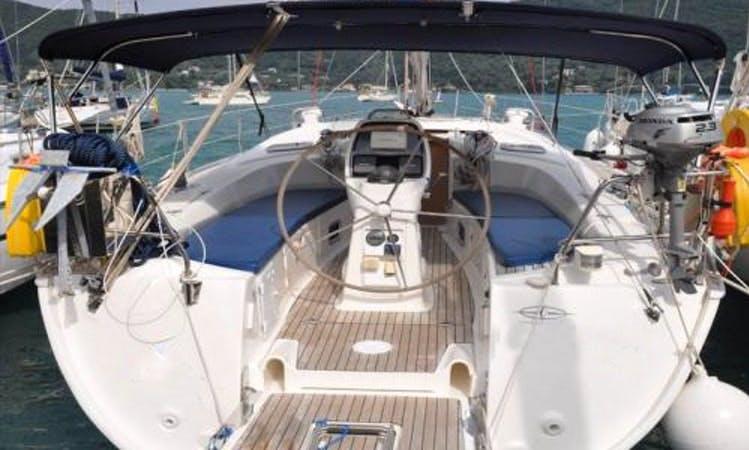 Bavaria 38 L Sailing Yacht Charter In Lefkada