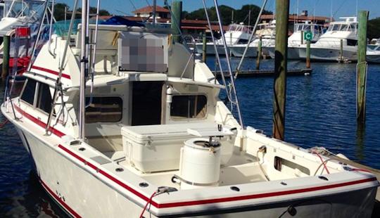 Deck Boat Rental In St. Augustine