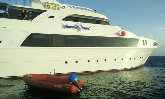 Motor Yacht Rental In Red Sea Governorate