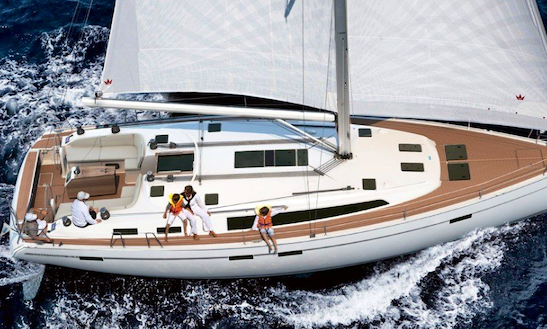 Enjoy Sailing On 53' Antigua Cruising Monohull In Trogir, Croatia