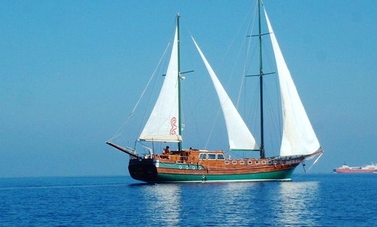 Luxurious Sailing Charter On The