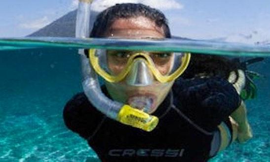 Enjoy Snorkeling In Tivat, Montenegro