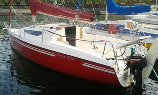Charter 24' Focus 730 Crusing Monohull In Como, Lombardia, Italy
