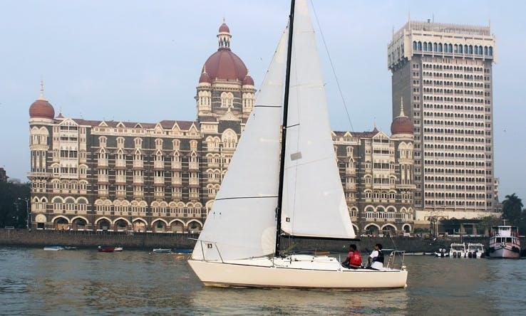 Charter J24 Cruising Monohull in Mumbai, Maharashtra