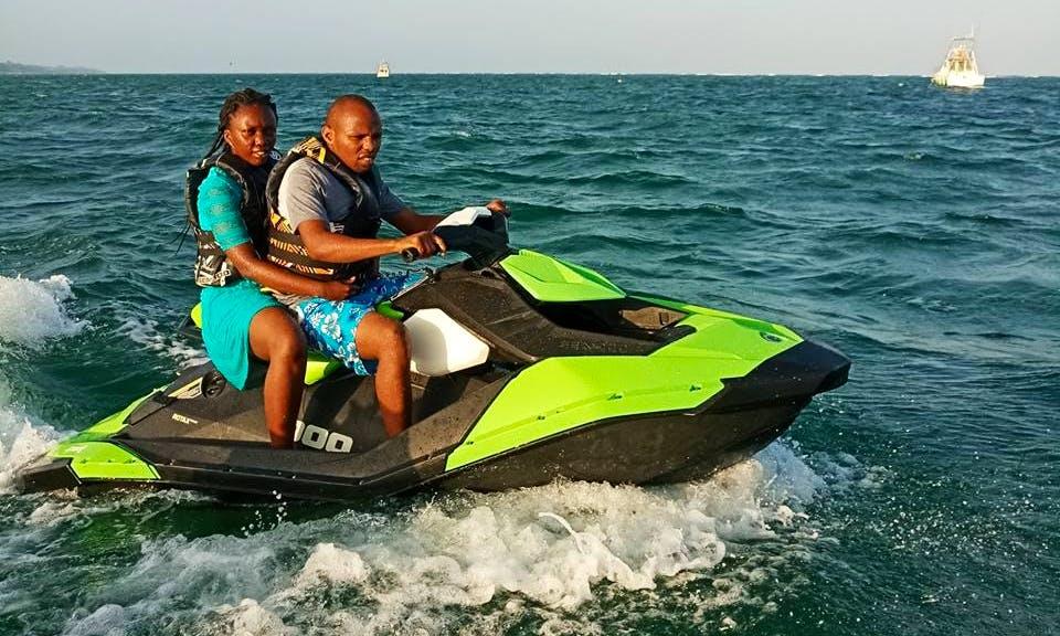 Rent a Jet Ski in Mombasa, Kenya
