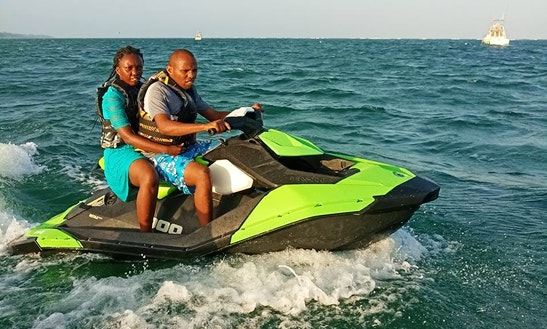 Rent A Jet Ski In Mombasa, Kenya