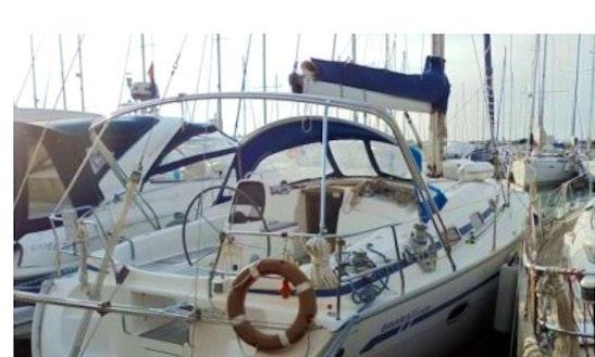 Bavaria 39 Cruiser Sloop Rental In Punta Ala