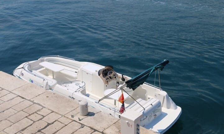 Speed Sundeck Boat rental in Herceg - Novi