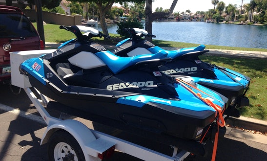 Jet Ski Rental In Gilbert