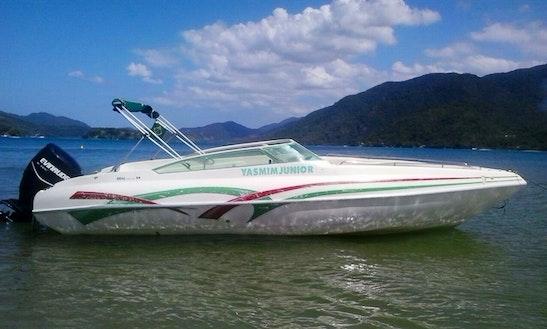 Charter 24' Real 24 Bowrider In Paraty - Rio De Janeiro, Brazil