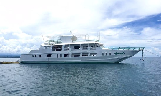 Charter A Power Mega Yacht In Lapu-lapu City, Philippines