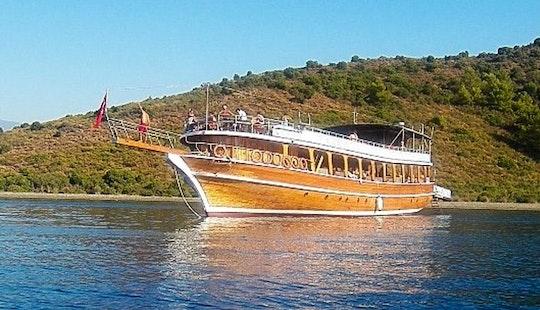 Turkish Boat Trips From Muğla