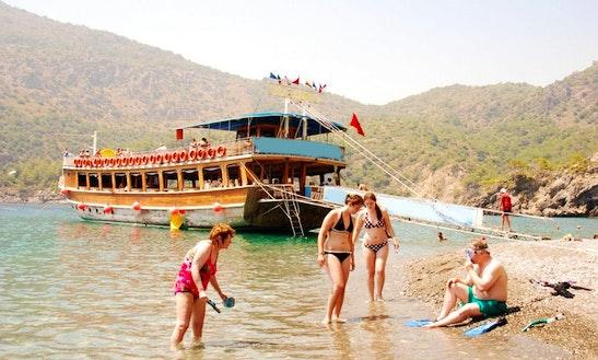 Boat Tour In Fethiye