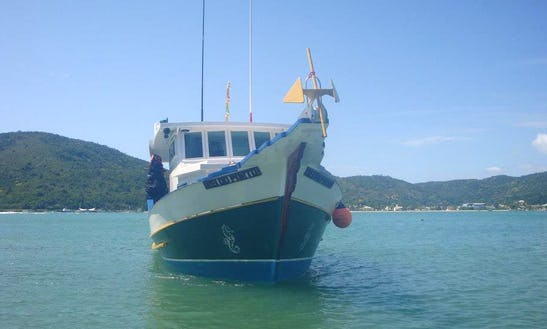 Charter A Motor Yacht In Pôrto Belo, Brazil